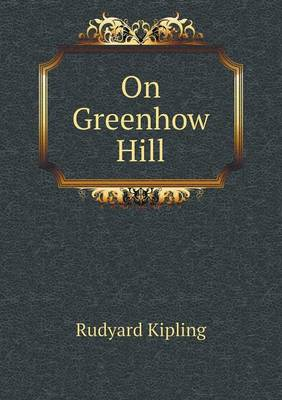 On Greenhow Hill (Paperback)