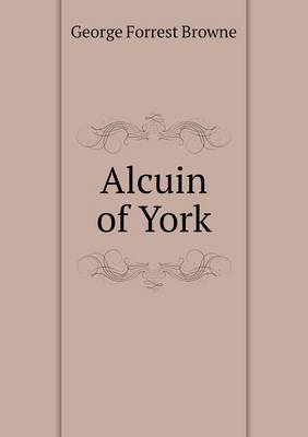 Alcuin of York (Paperback)