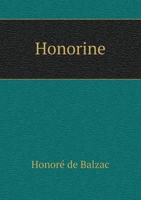 Honorine (Paperback)