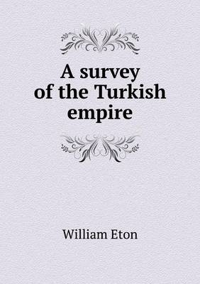 A Survey of the Turkish Empire (Paperback)