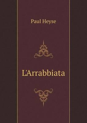 L'Arrabbiata (Paperback)