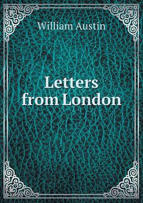 Letters from London (Paperback)