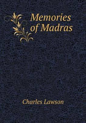 Memories of Madras (Paperback)