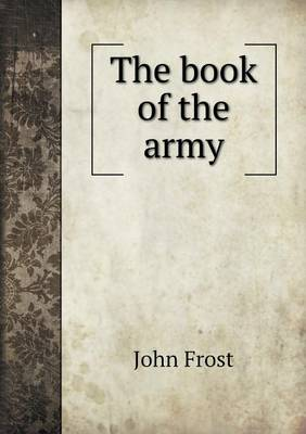 The Book of the Army (Paperback)