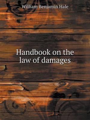 Handbook on the Law of Damages (Paperback)