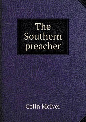 The Southern Preacher (Paperback)