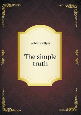 The Simple Truth (Paperback)