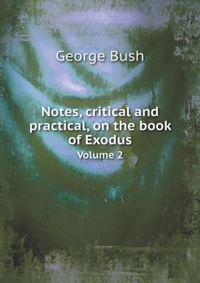 Notes, Critical and Practical, on the Book of Exodus Volume 2 (Paperback)
