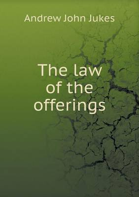 The Law of the Offerings (Paperback)