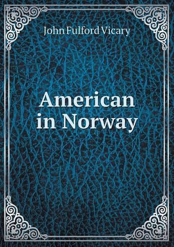 American in Norway (Paperback)