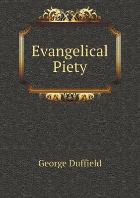 Evangelical Piety (Paperback)