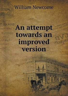 An Attempt Towards an Improved Version (Paperback)