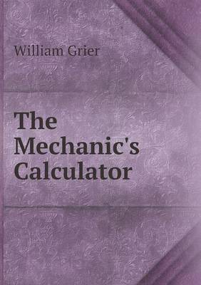 The Mechanic's Calculator (Paperback)