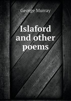 Islaford and Other Poems (Paperback)