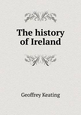 The History of Ireland (Paperback)