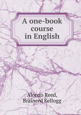 A One-Book Course in English (Paperback)