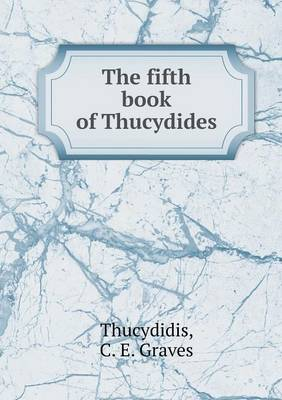 The Fifth Book of Thucydides (Paperback)