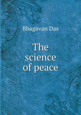 The Science of Peace (Paperback)