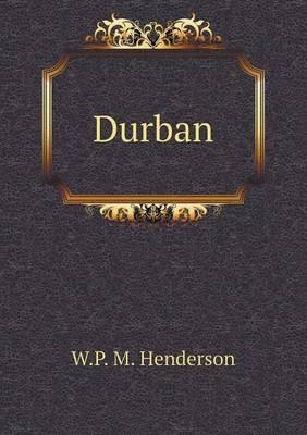 Durban (Paperback)