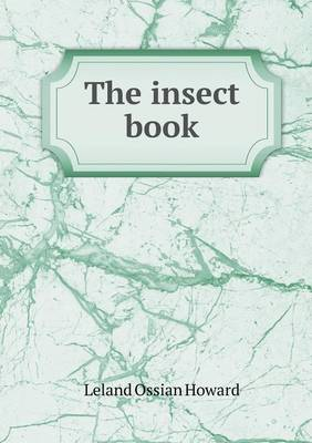 The Insect Book (Paperback)