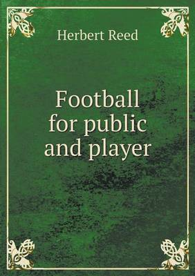Football for Public and Player (Paperback)