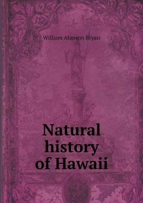 Natural History of Hawaii (Paperback)