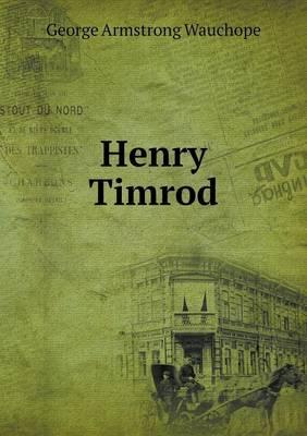 Henry Timrod (Paperback)