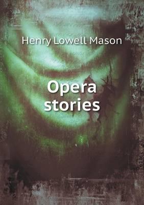 Opera Stories (Paperback)