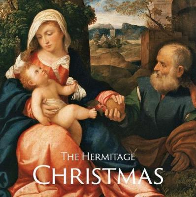 The Hermitage Christmas book (Hardback)