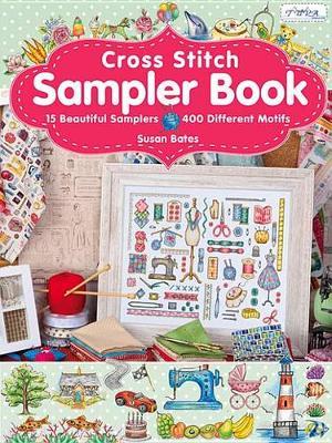 Cross Stitch Sampler Book (Paperback)