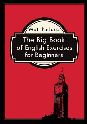 The Big Book of English Exercises for Beginners (Paperback)