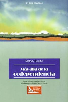 Mas Alla de la Codependencia (Paperback)