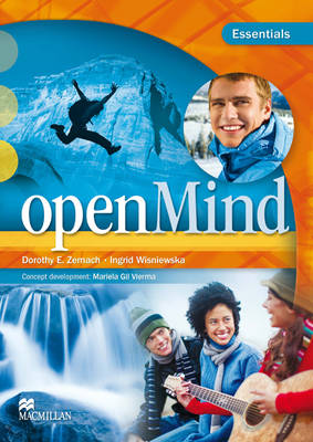 OpenMind Essential + CD (Board book)
