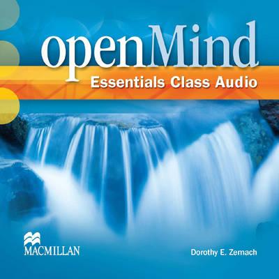 OpenMind Essentials Level: Class Audio CD (CD-Audio)
