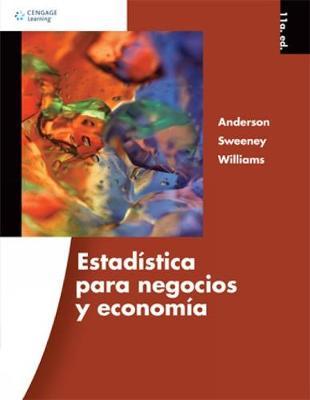 Estadistica para negocios y economia (Paperback)