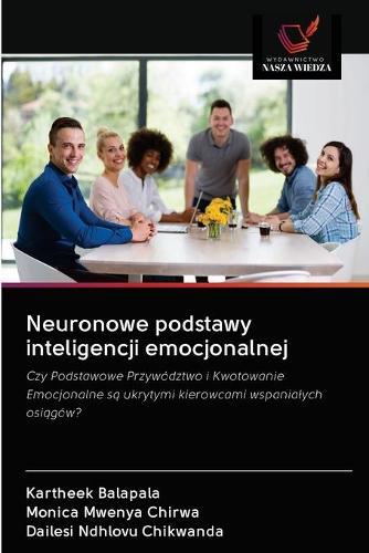 Neuronowe podstawy inteligencji emocjonalnej (Paperback)