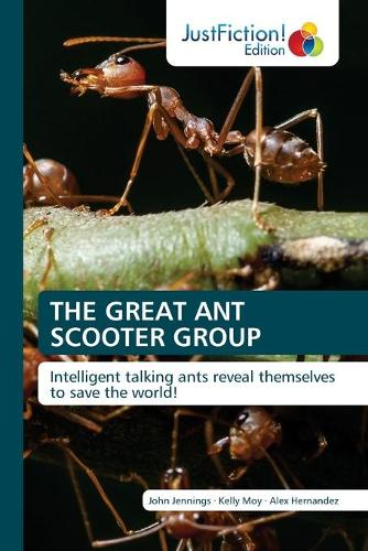 The Great Ant Scooter Group (Paperback)