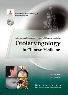 Otolaryngology in Chinese Medicine (Paperback)