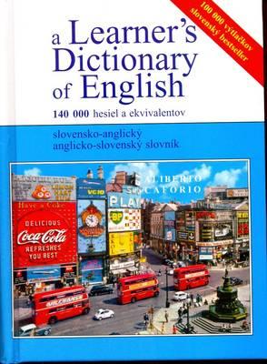 A Learner's Dictionary of English: Slovak-English and English-Slovak (Hardback)