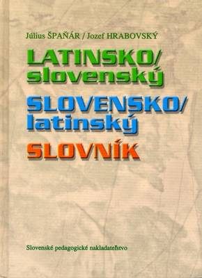 Latin-Slovak and Slovak-Latin Dictionary (Hardback)