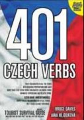 401 Czech Verbs (Paperback)