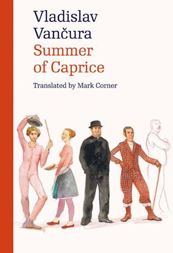 Summer of Caprice (Paperback)