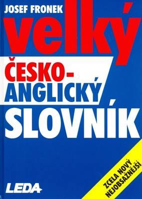 Comprehensive Czech-English Dictionary (Hardback)