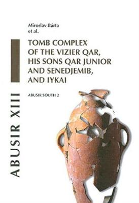 Abusir XIII: Abusir South 2: Tomb Complex of the Vizier Qar, His Sons Qar Junior and Senedjemib and Iykai - Excavations of the Czech Institute of Egyptology 13 (Hardback)