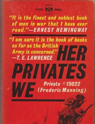 Her Privates We (Paperback)