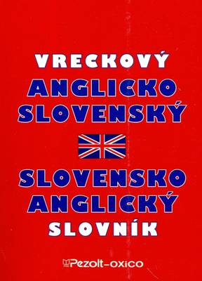 English-Slovak and Slovak-English Pocket Dictionary (Paperback)