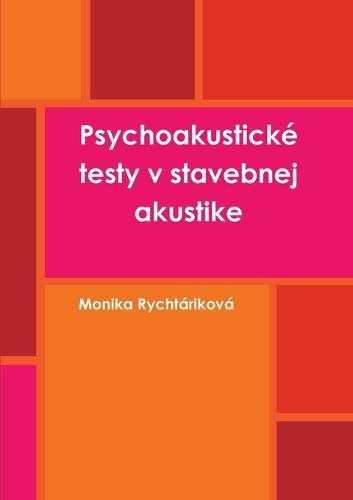 Psychoakusticke Testy V Stavebnej Akustike (Paperback)