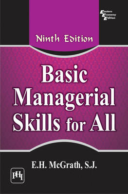 Basic Managerial Skills for All (Paperback)