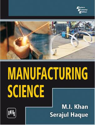 Manufacturing Science (Paperback)
