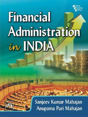 Financial Administration in India (Paperback)